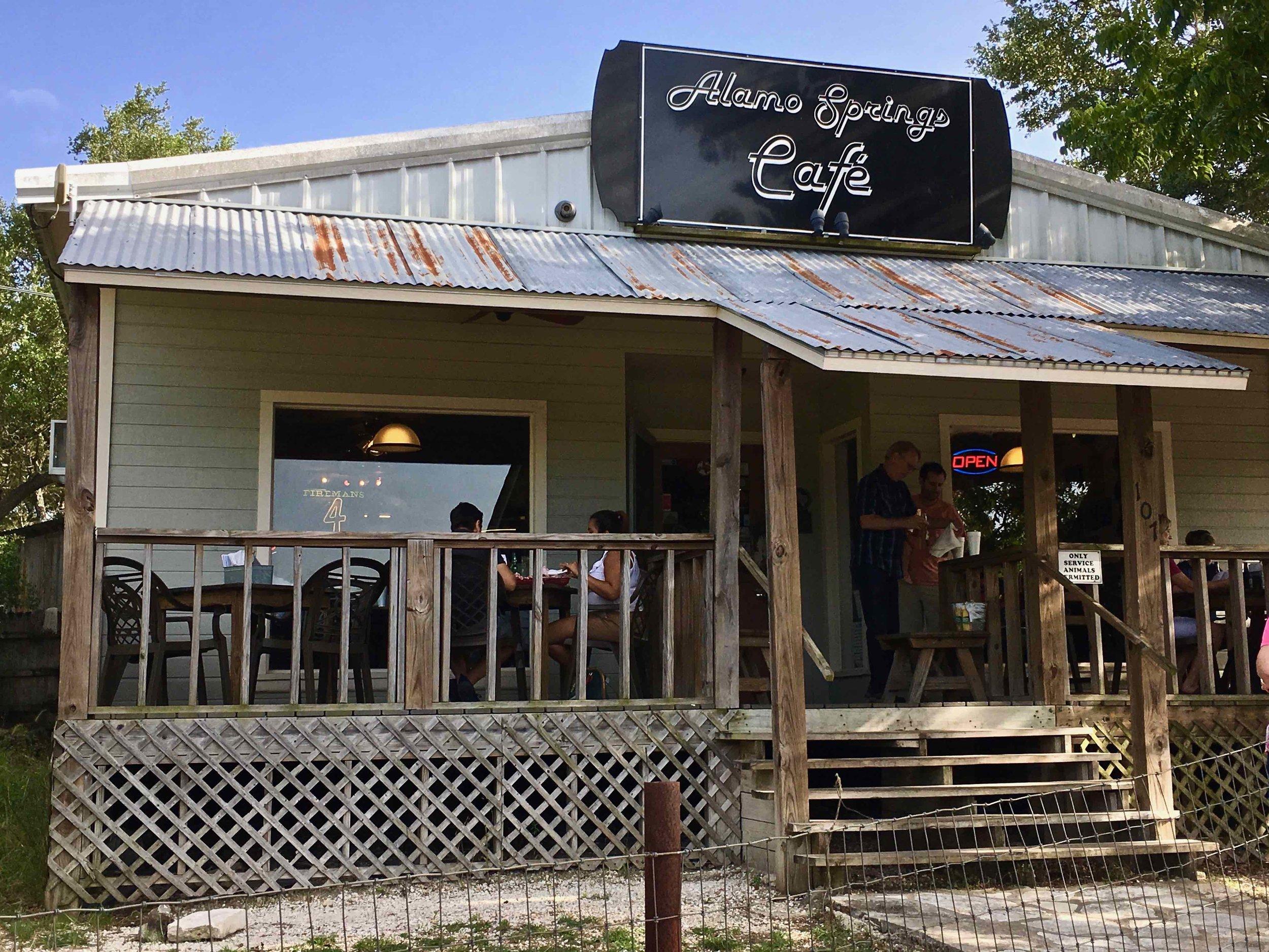 Alamo Springs Cafe