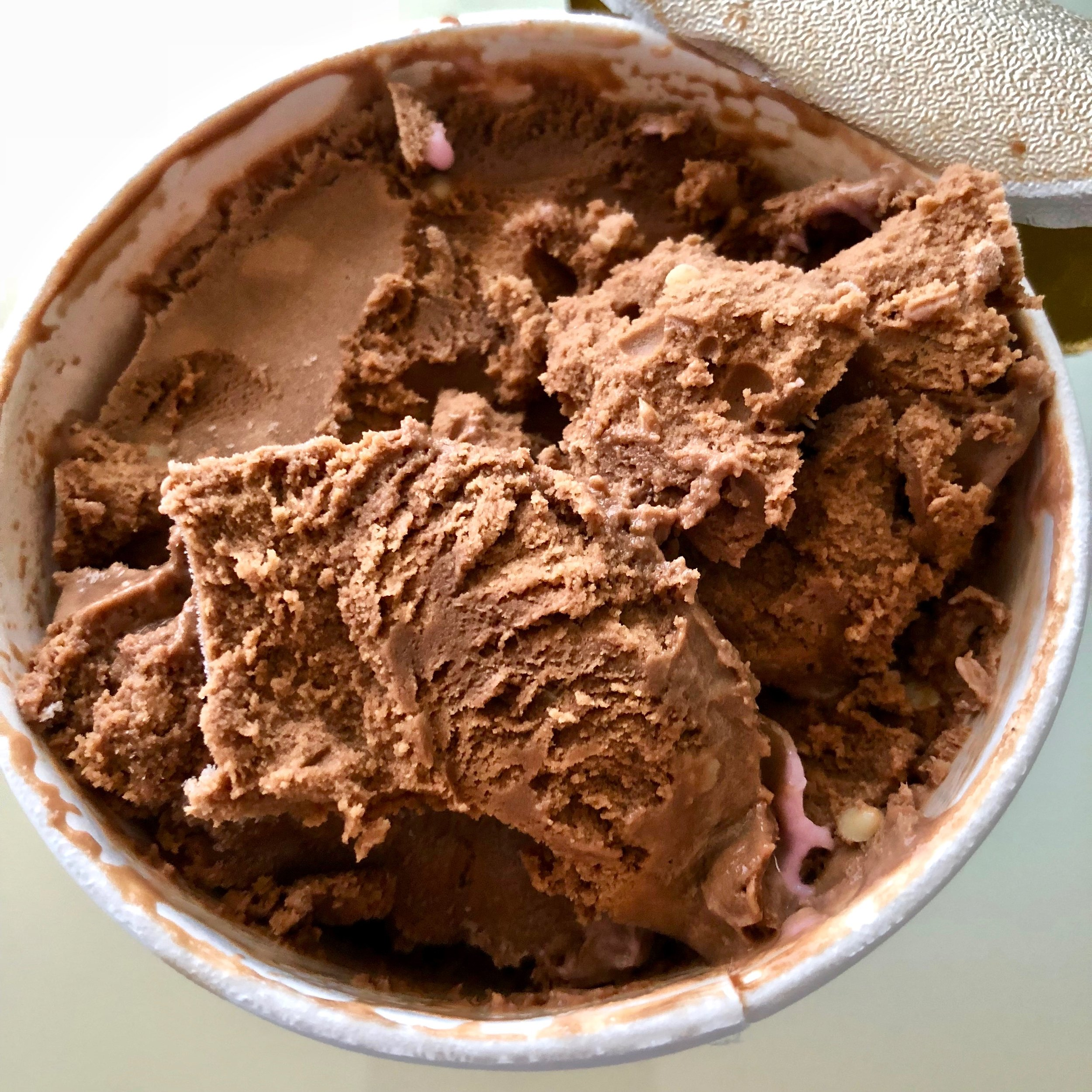 chocolate mocha chip ice cream