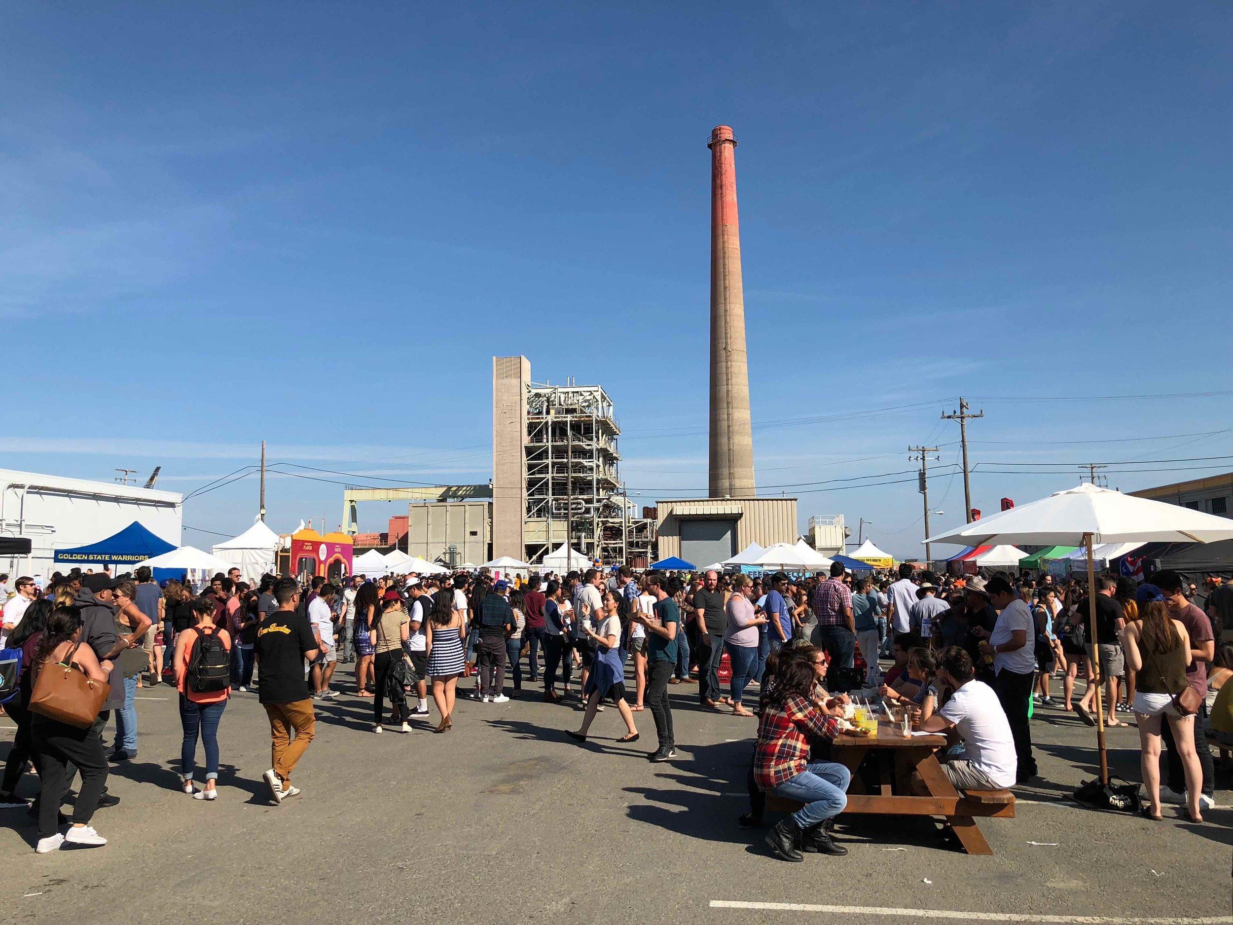 La Cocina Street Food Festival