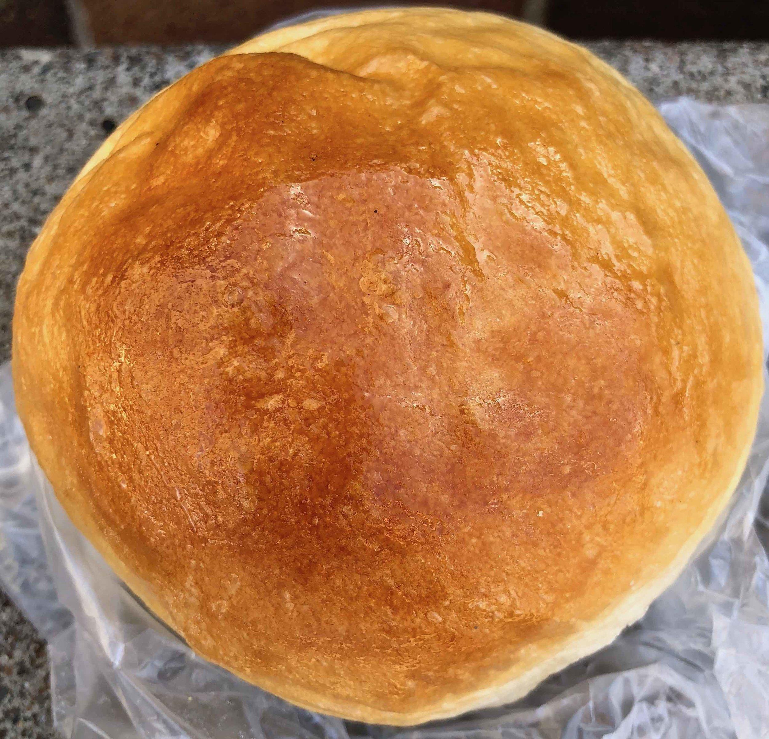 baked pork bun