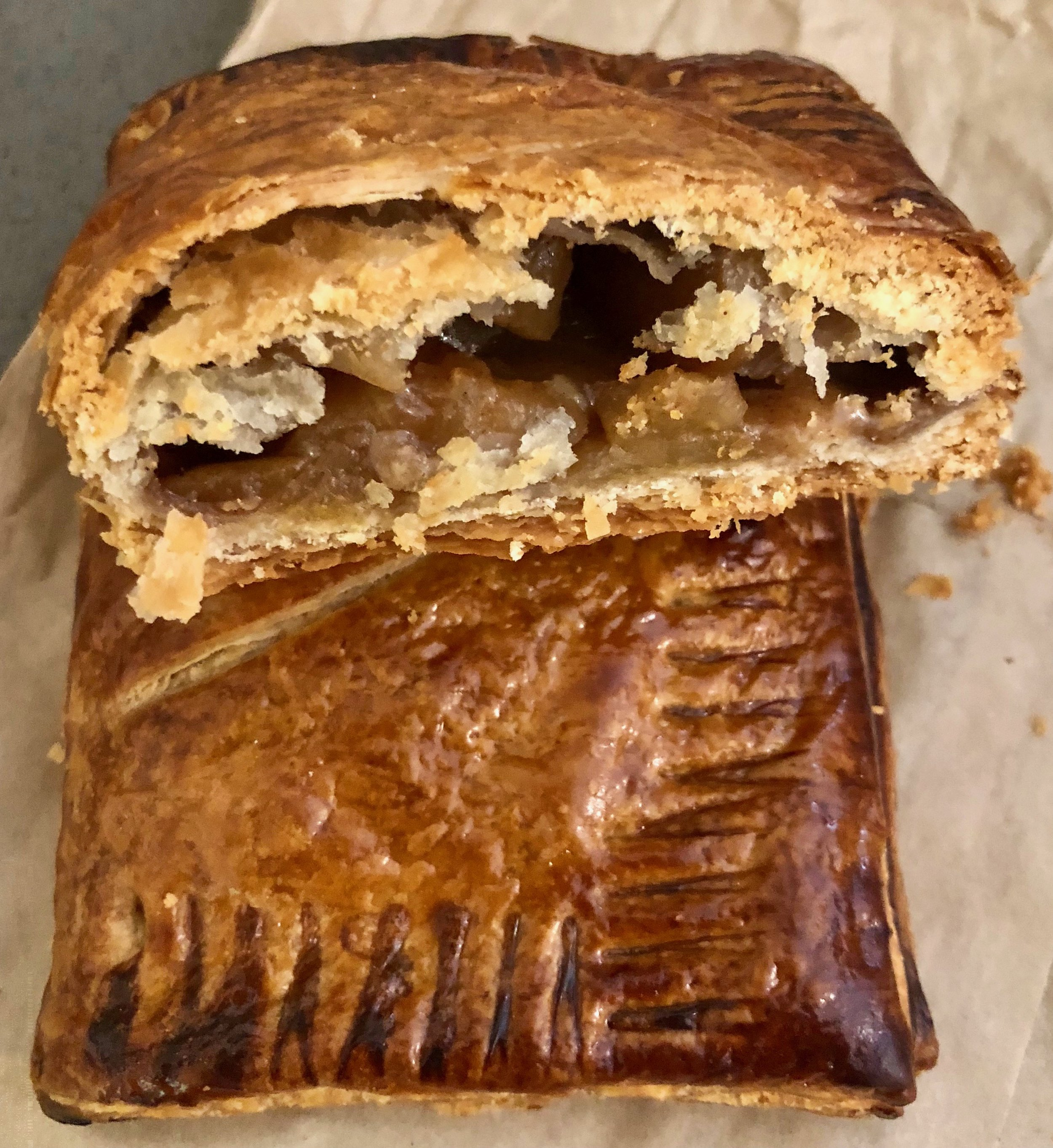apple hand pie from Neighbor Bakehouse $4.25