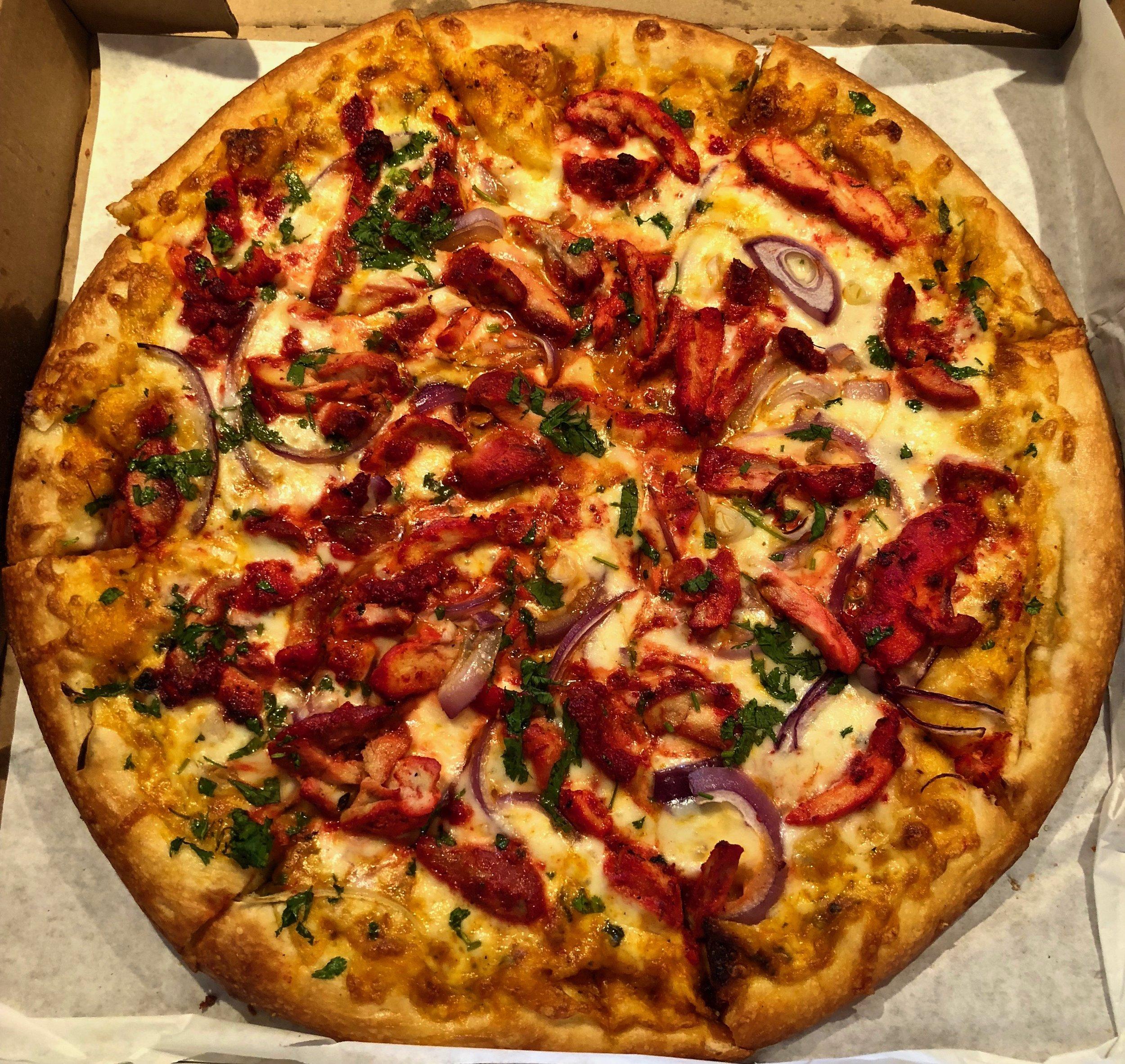Himalayan Pizza $18.99
