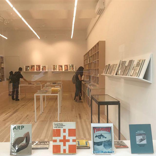 New Mast Books space, congrats @mastbooks, looks great! #librierge #eastvillage #localbookstore