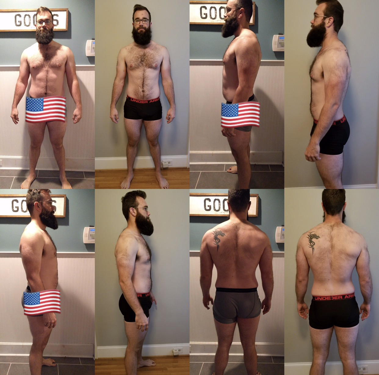 Scott G. - Diet - Before 1st Attempt260lbsAfter 1st Attempt:237lbs