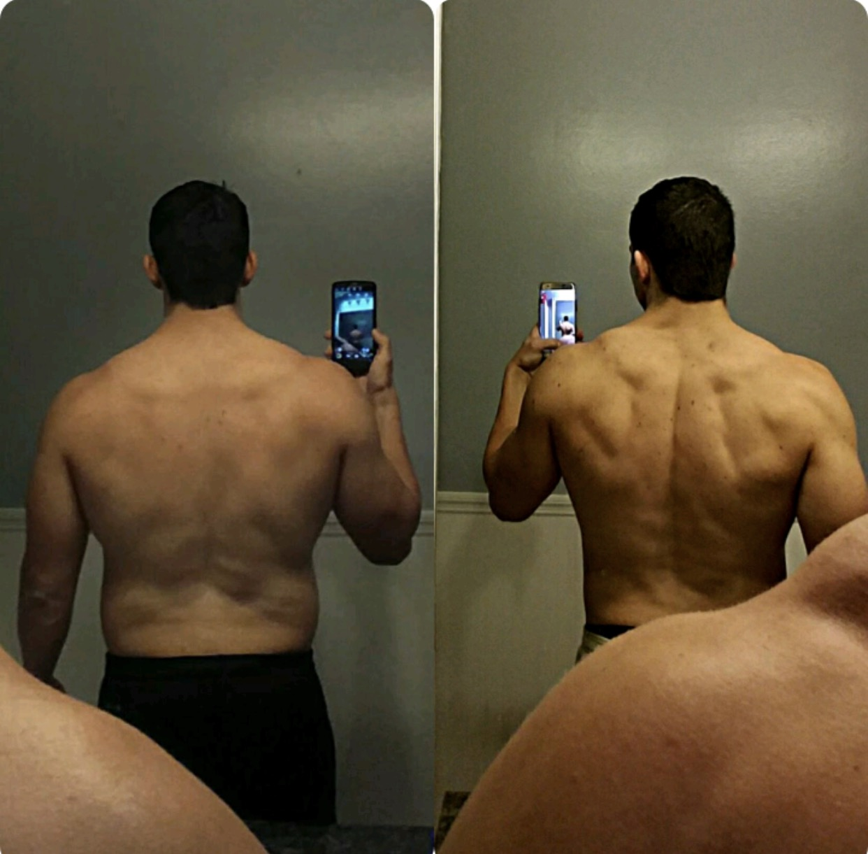 Billy Z. - Diet - Before 1st Attempt230lbsAfter 1st Attempt210lbs