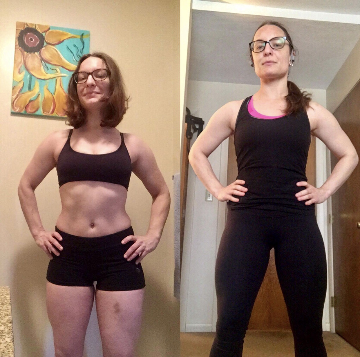 Heather D. - Diet - Before 1st Attempt135lbsWith 1st Attempt129lbs
