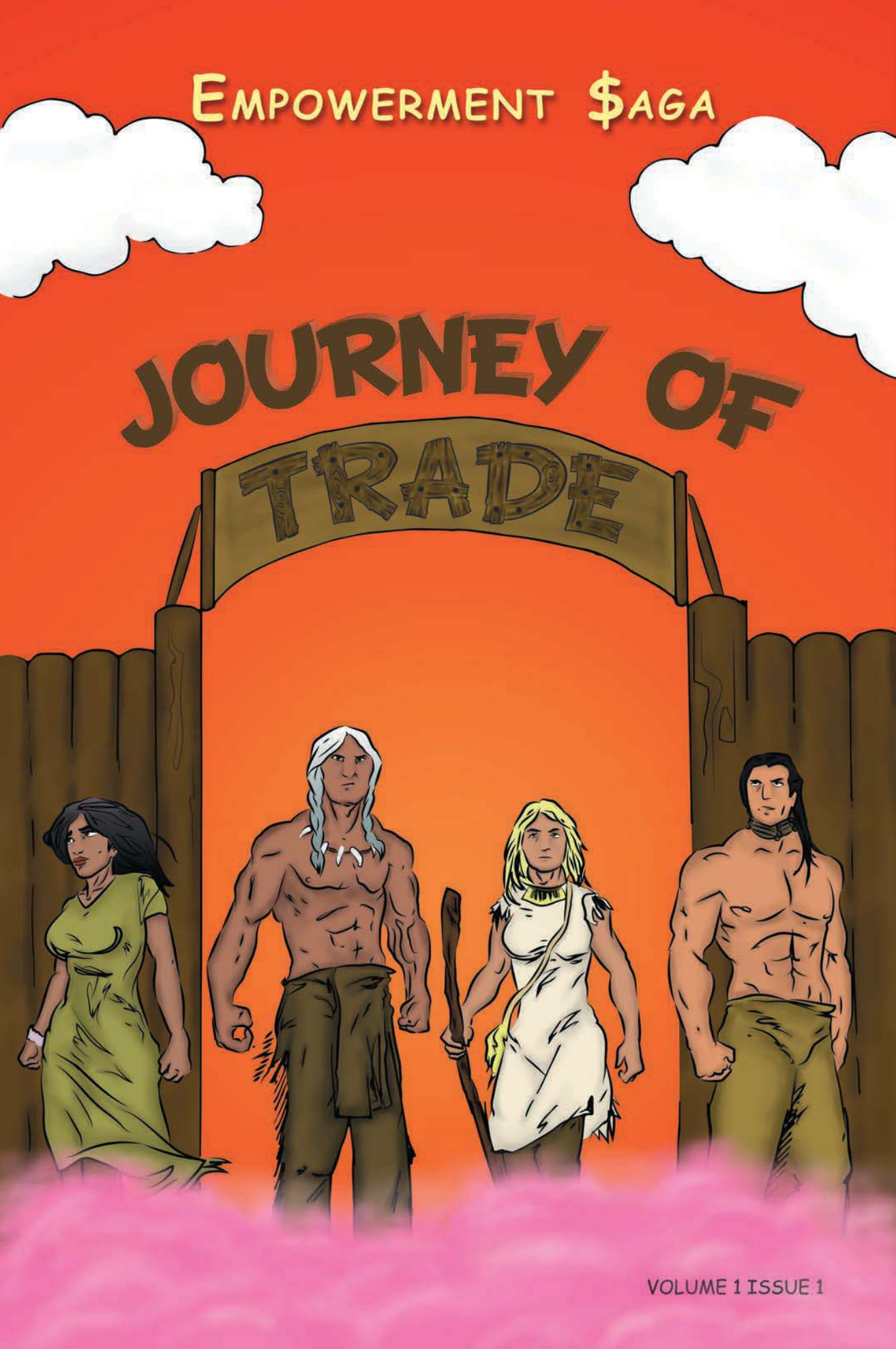 Book 1: Journey of Trade