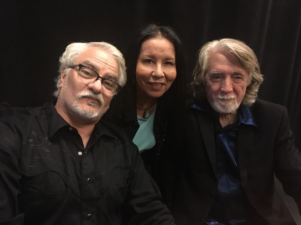 CPT12 studio 2016 with John Mceuen and Matt