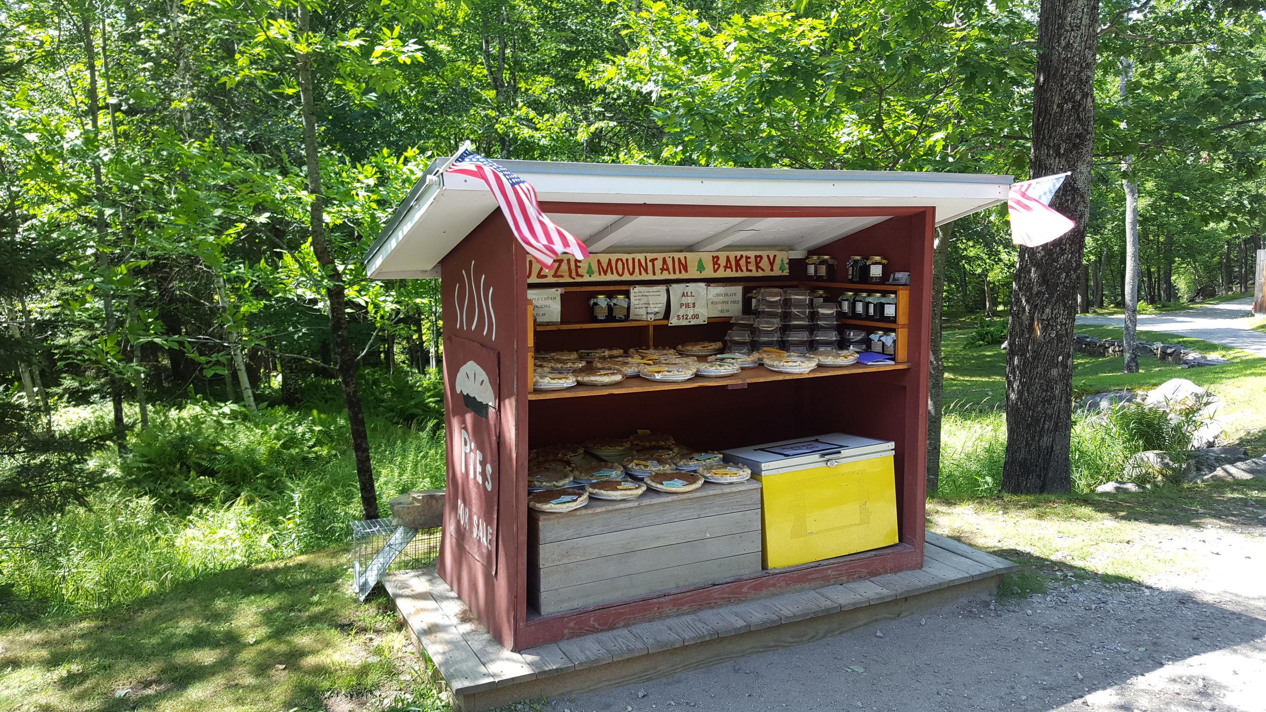The best roadside treats in Maine