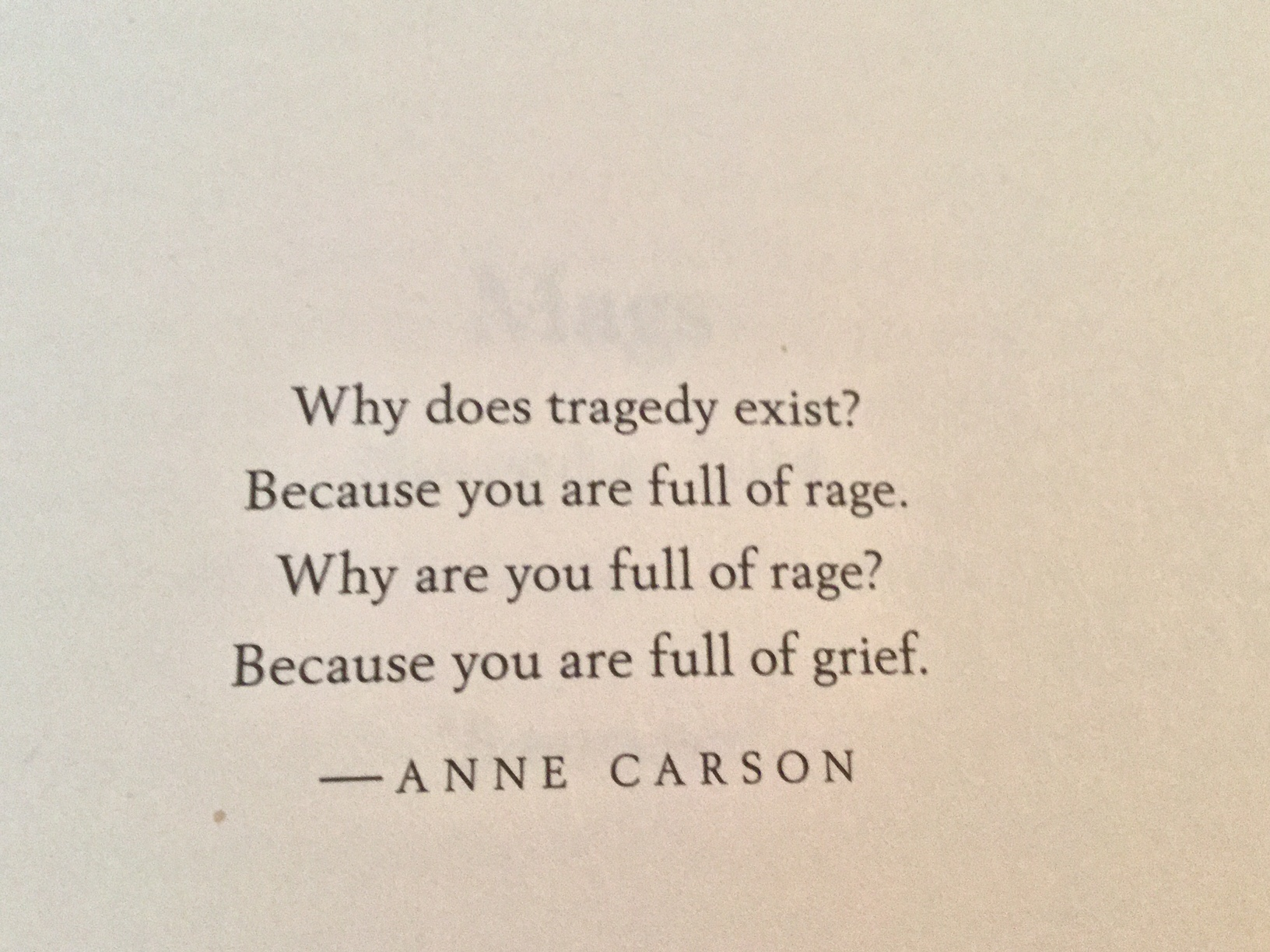 **      quotations about grief here