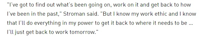 Stroman to Sportsnet.ca