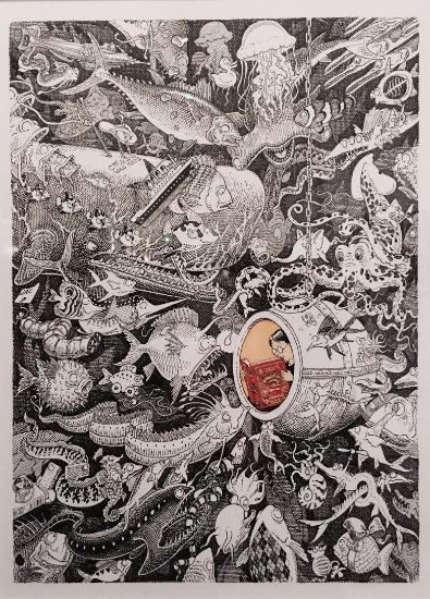 Gilles Bachelet - 20 000 lieues sous les mers