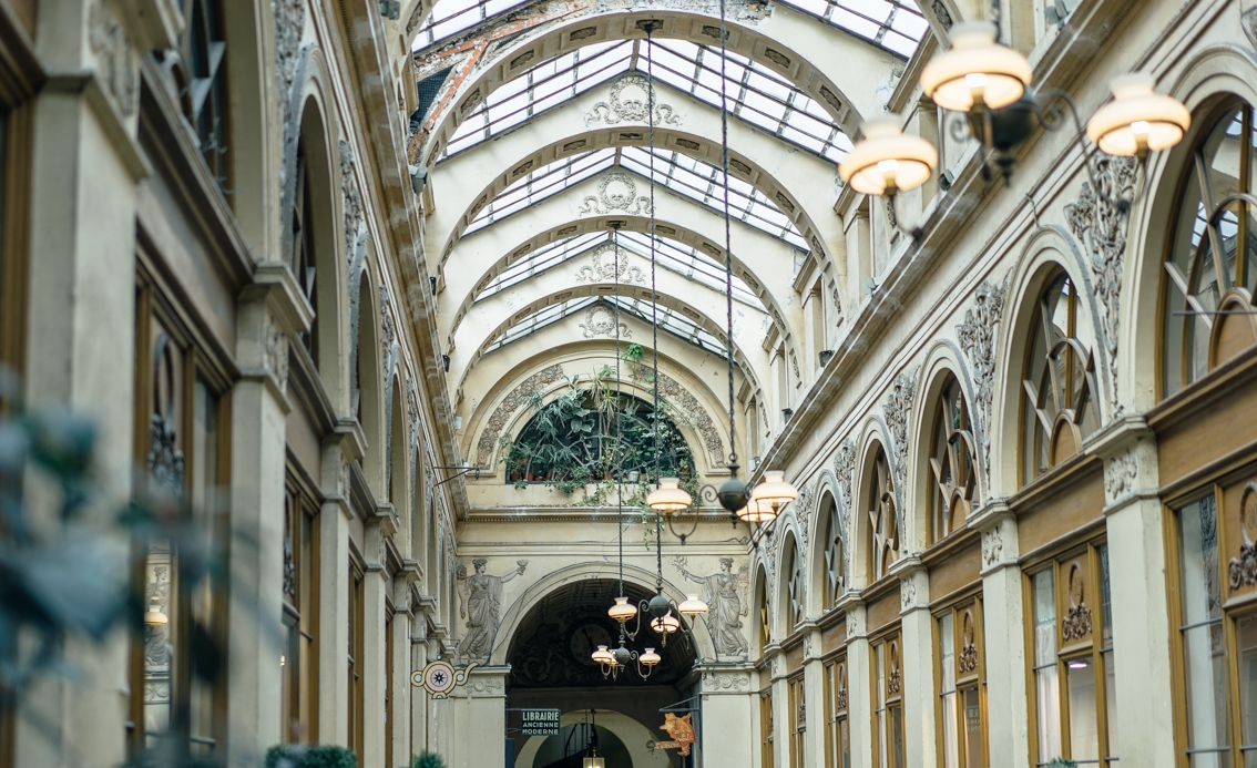 A Passage in Time - Galerie Vivienne - Picture by Vincent Bridenne