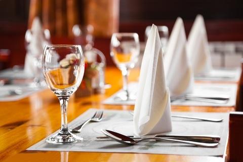 Dining etiquette tutorial