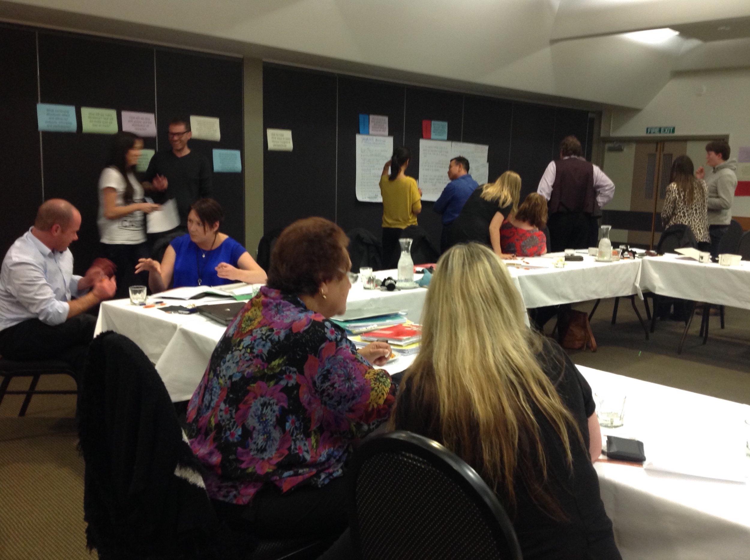 Facilitation of Key Board Processes & Meetings