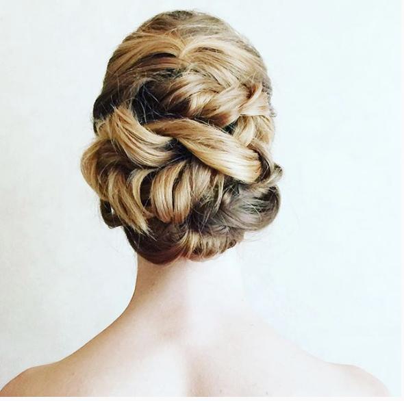 bridal hair artist chicago