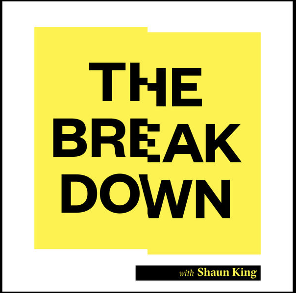 the breakdown podcast cover art