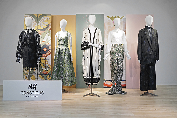 """Will H&M's Conscious Collection perform like any other trend: it's here now, but it too shall pass?"" -"