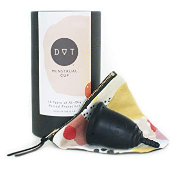 dot cup with pouch and case