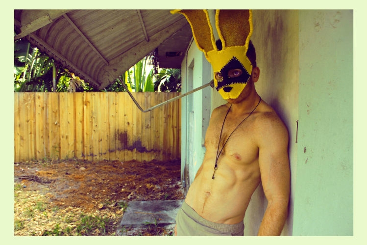 Alexander Guerra |  Rabbit Regimen  | Photography Series,Jan 2012 |Miami Beach, Florida