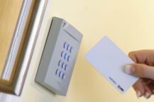 Drawing on the proven MIFARE® smartcard technology, this high quality system has a combined reader and keypad, providing added security if desired by requiring both the card to be presented and the PIN to be entered before access is allowed.