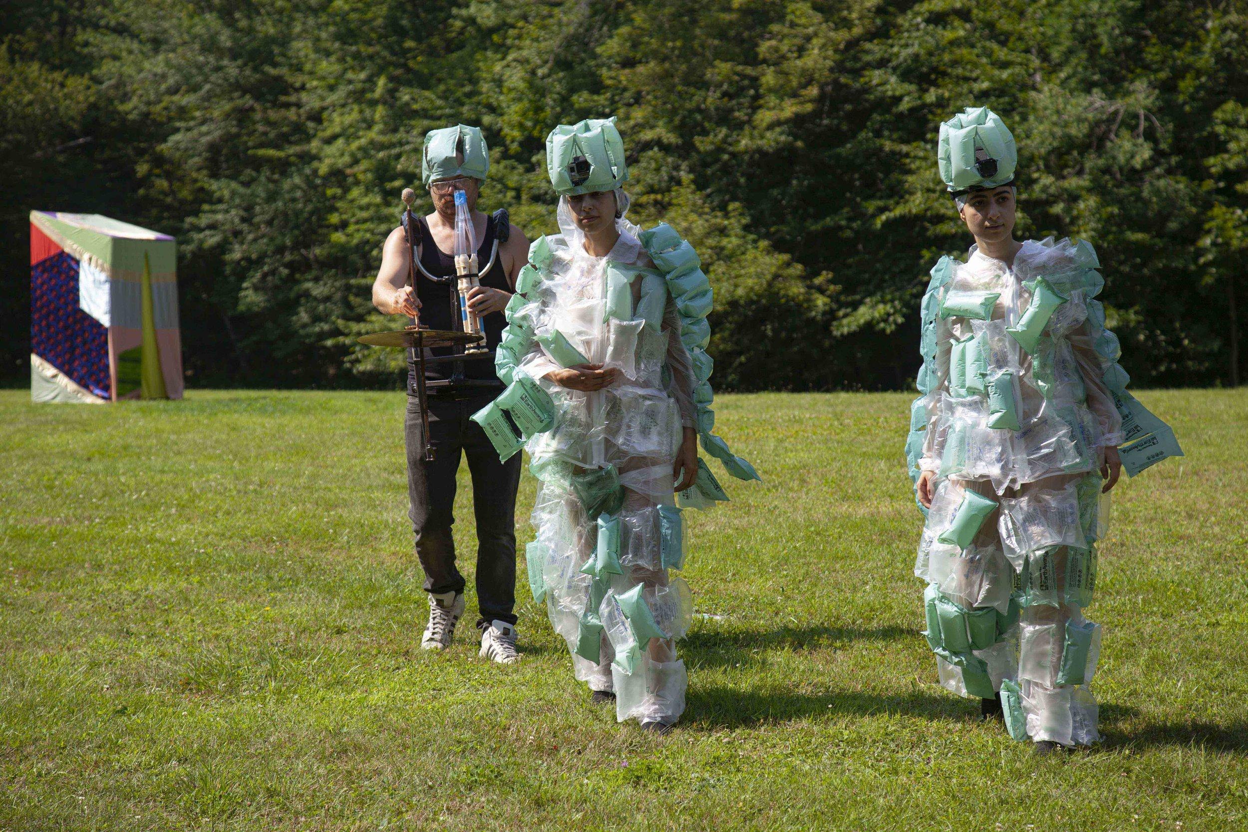 5. Fissure in the Air, Performance 1, 2018, Bahareh Khoshooee, Sareh Imani, Billy Dufala.jpg