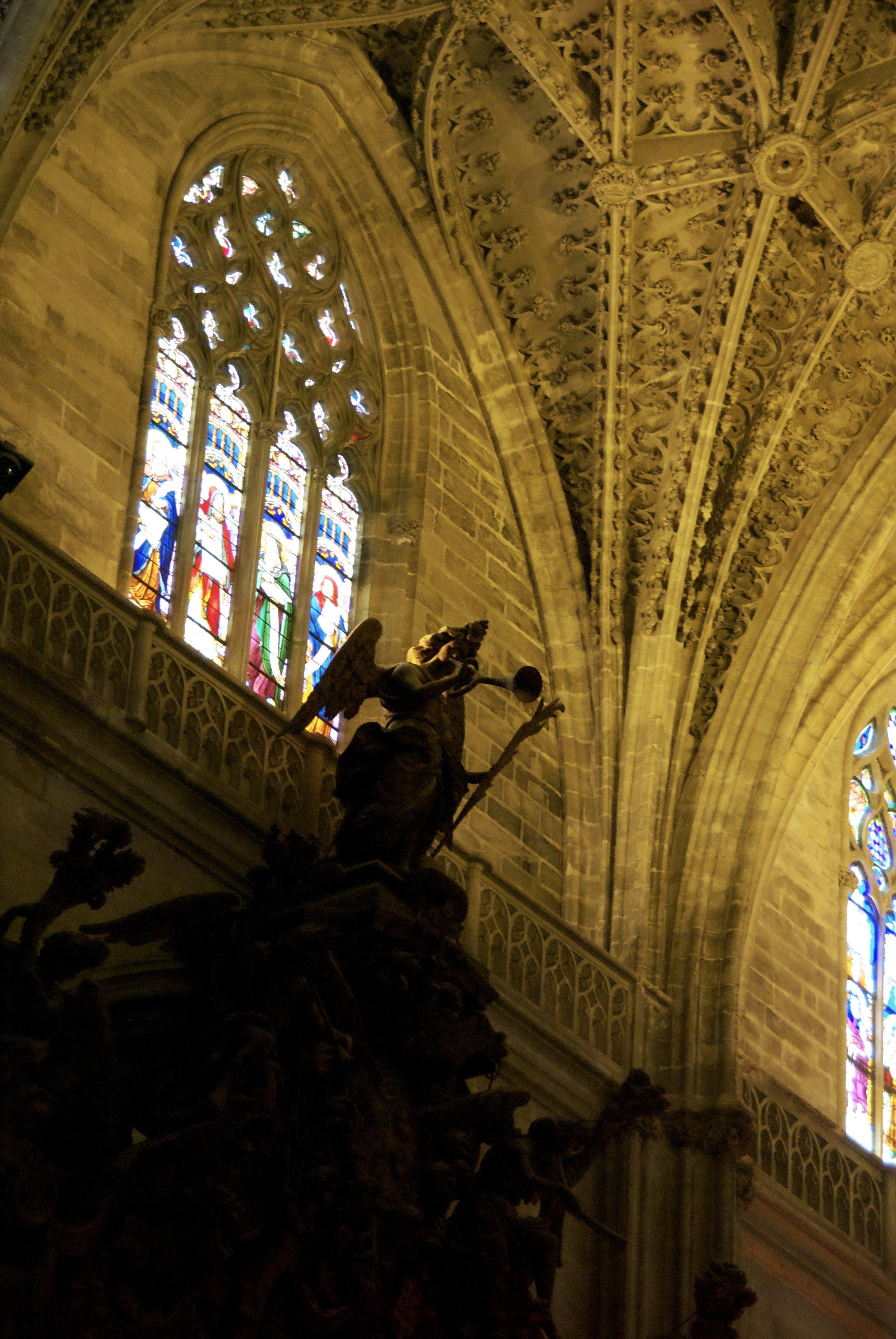 THe Organ at Catedral de Sevilla