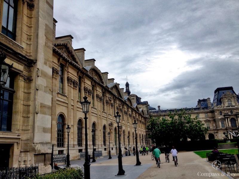 EXPLORING PARIS ON A FAT TIRE BIKE TOUR