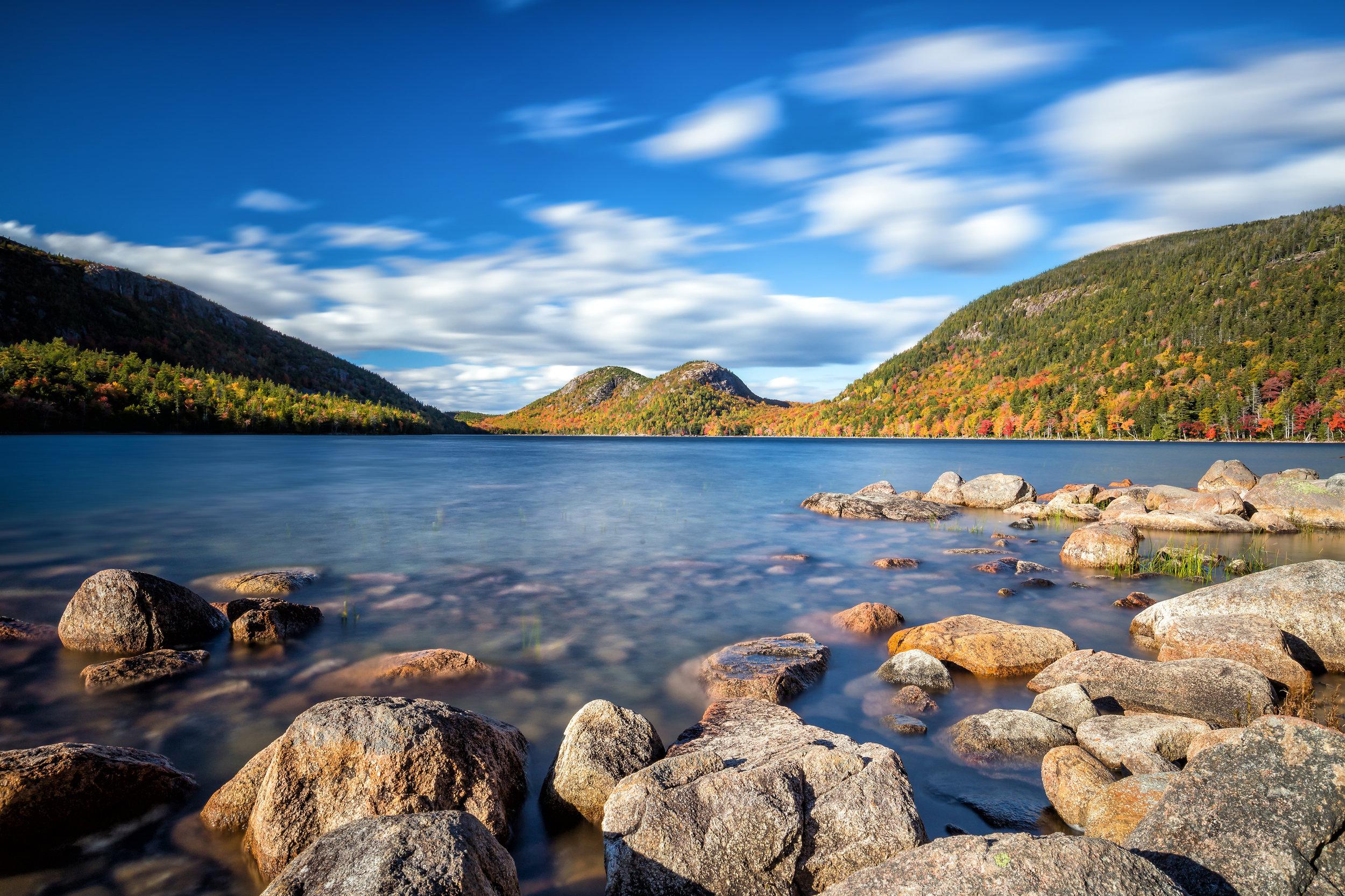 Acadia - Where Sea Meets Mountain