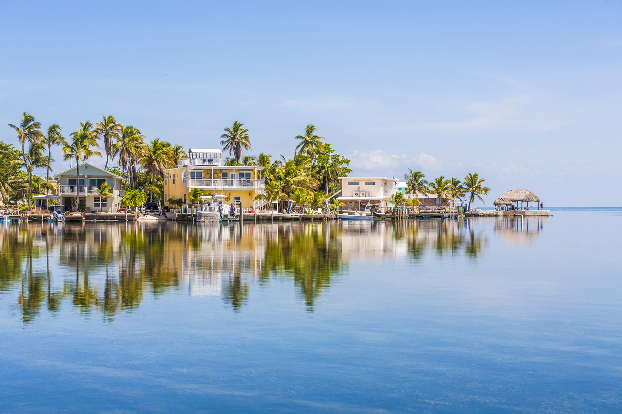 Key West - Get off the beaten track with a stroll around Higgs Beach and enjoy the legendary sunset as the locals do