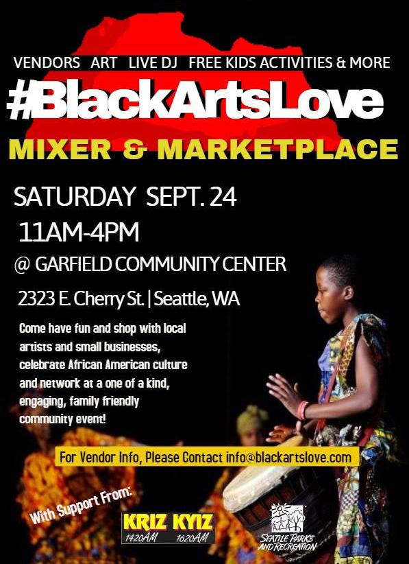 Black Arts Love Marketplace