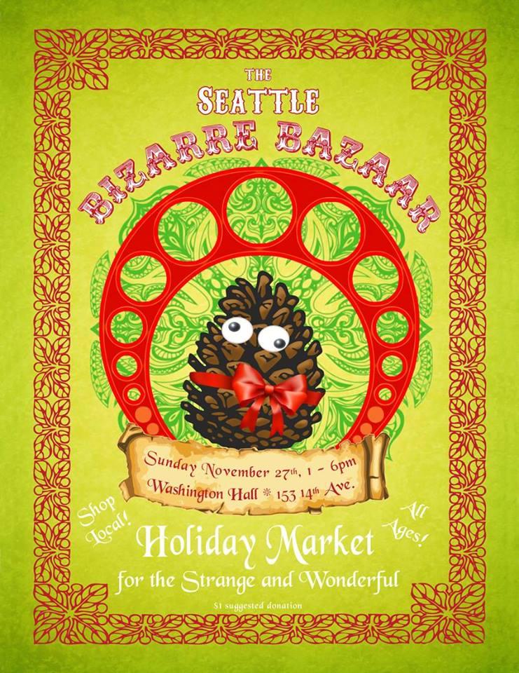 Bizarre Bazaar Holiday Market