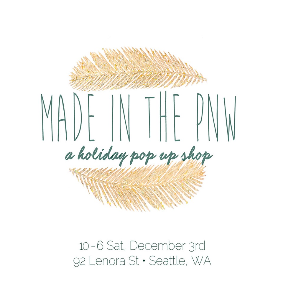 Made in the pnw at maker's space