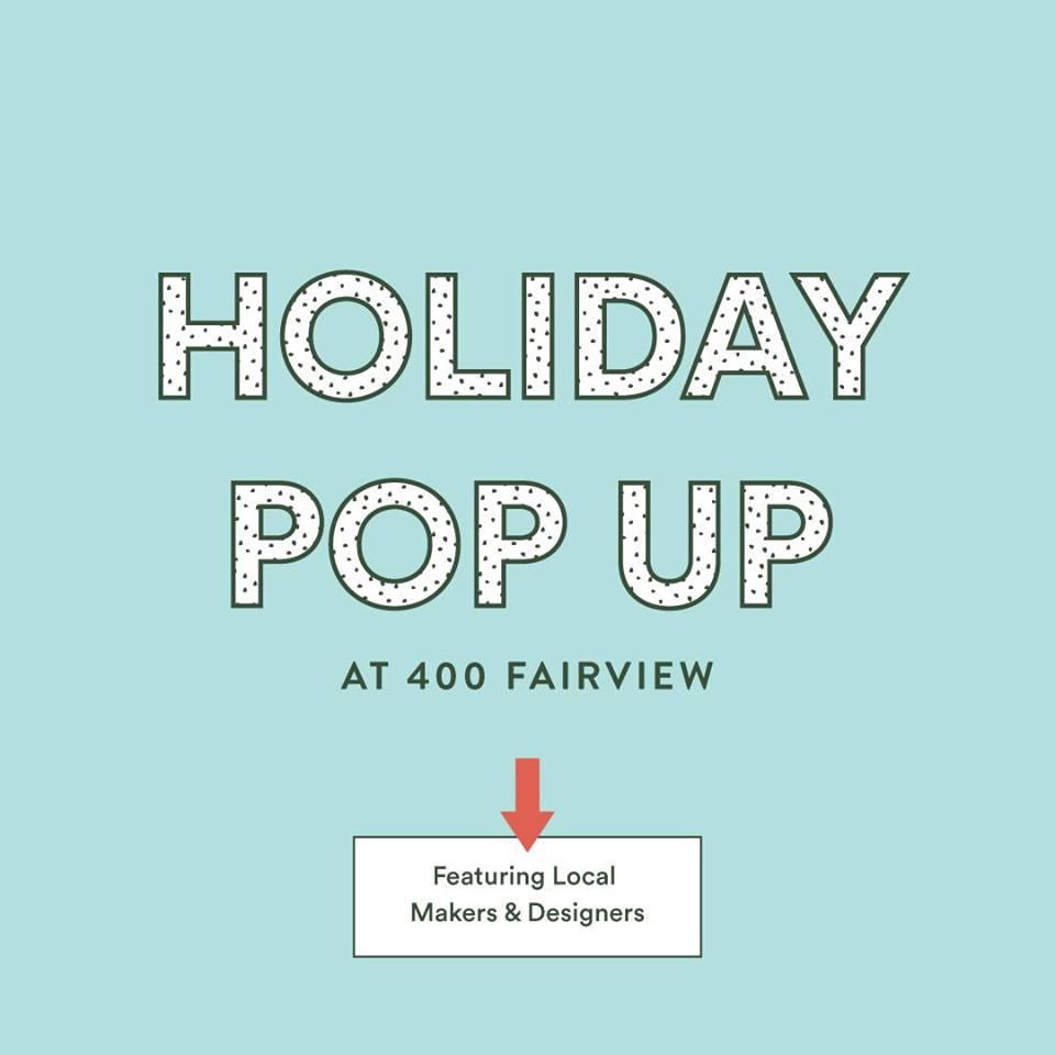 slu holiday pop up market 400 fairview