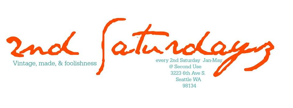 Second Saturdays at Second Use Seattle