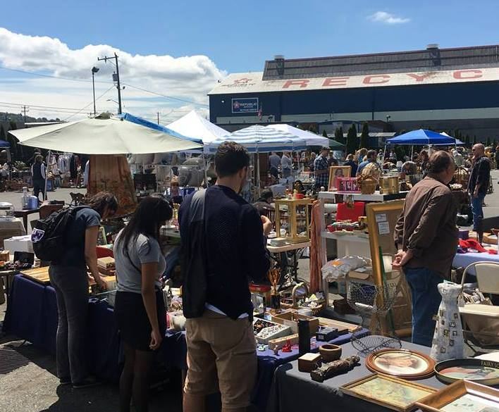 Saturday Marche Summer Market at Pacific Galleries
