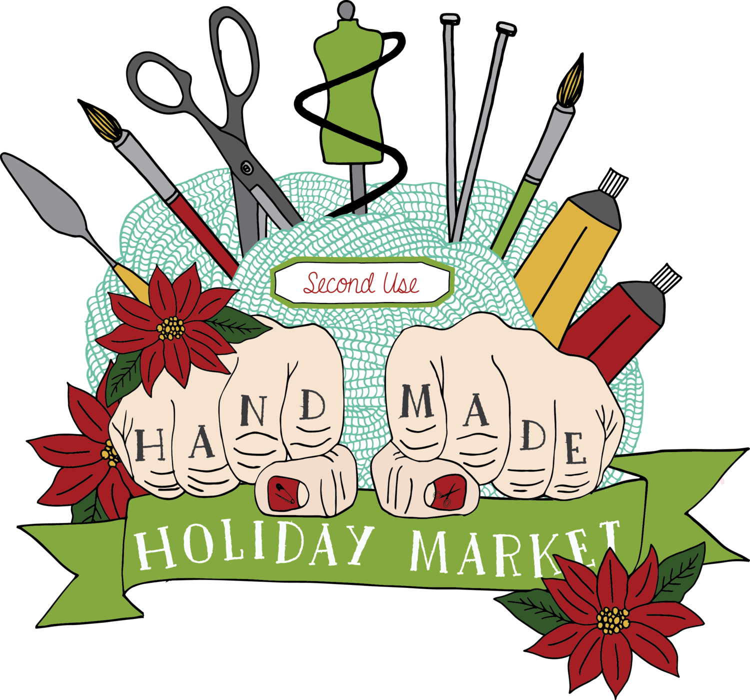 Second Use Handmade Holiday Market