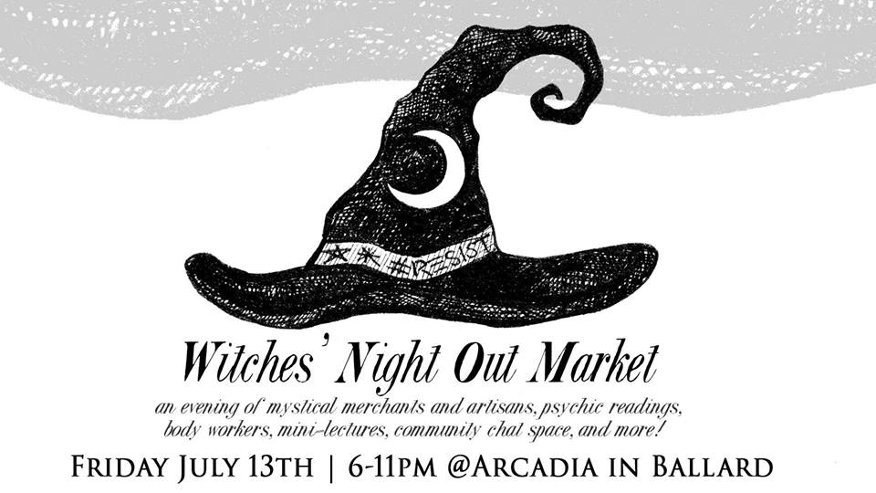 Witches' Night Out Market
