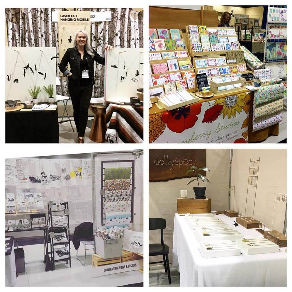Urban Craft Pavilion at the Seattle Gift Show
