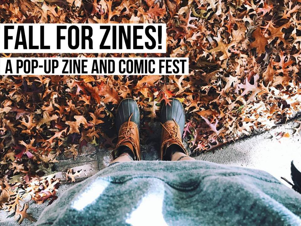 Fall for Zines! at Fred Wildlife Refuge.