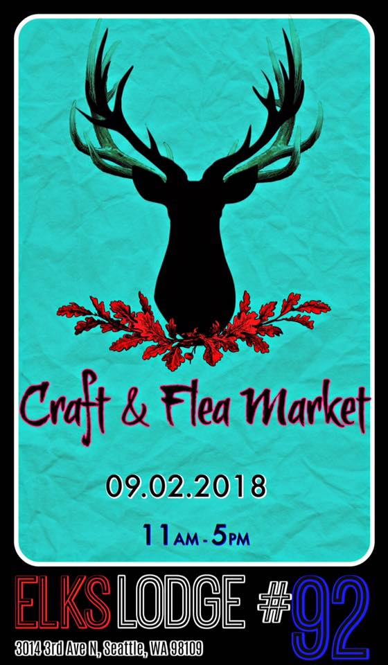 Fremont Elks #92 Craft & Flea Market