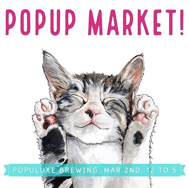 New market! Stop by @opencitymarket this Saturday 3/2 noon-5pm at @populuxebrewing Over 600 Seattlites helped choose the 12 talented makers!  @ireneakio @modhome.ceramics @raiseddoughnuts @sagetoseadesigns @holly.haymaker @gingerbeedesigns @bearbillymetals @antoindotnet @frelardtamales @peasantfoodmanifesto . . . #seattle #shoplocal #shopsmallseattle #supportlocal #popupshop #popupmarket #shopping #handsandhustle #handmade #handcrafted #handmadejewelry #myeclecticmix #seattleliving #seattleevents #localart #seattleart #frelard #handmadegoods #seattlefood #seattlelife #seattlepulse #thisweekend #localcrafts #craftbeer #seattlebeer #foodtruck #seattlefoodtruck #foodtrucks #funstuff