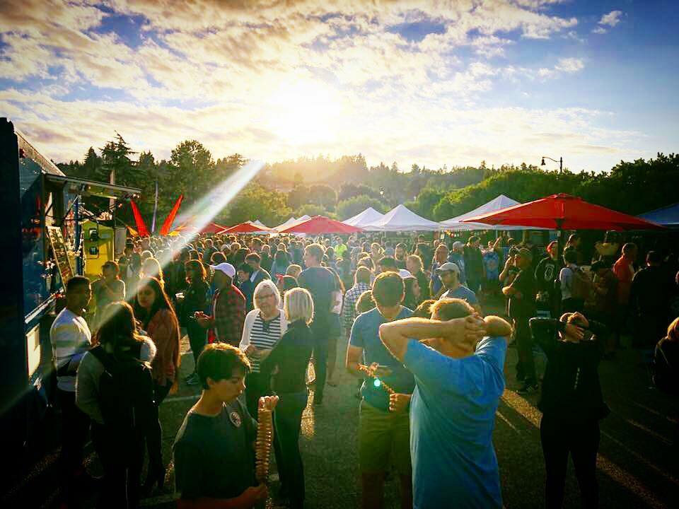 Summer Solstice Night Market