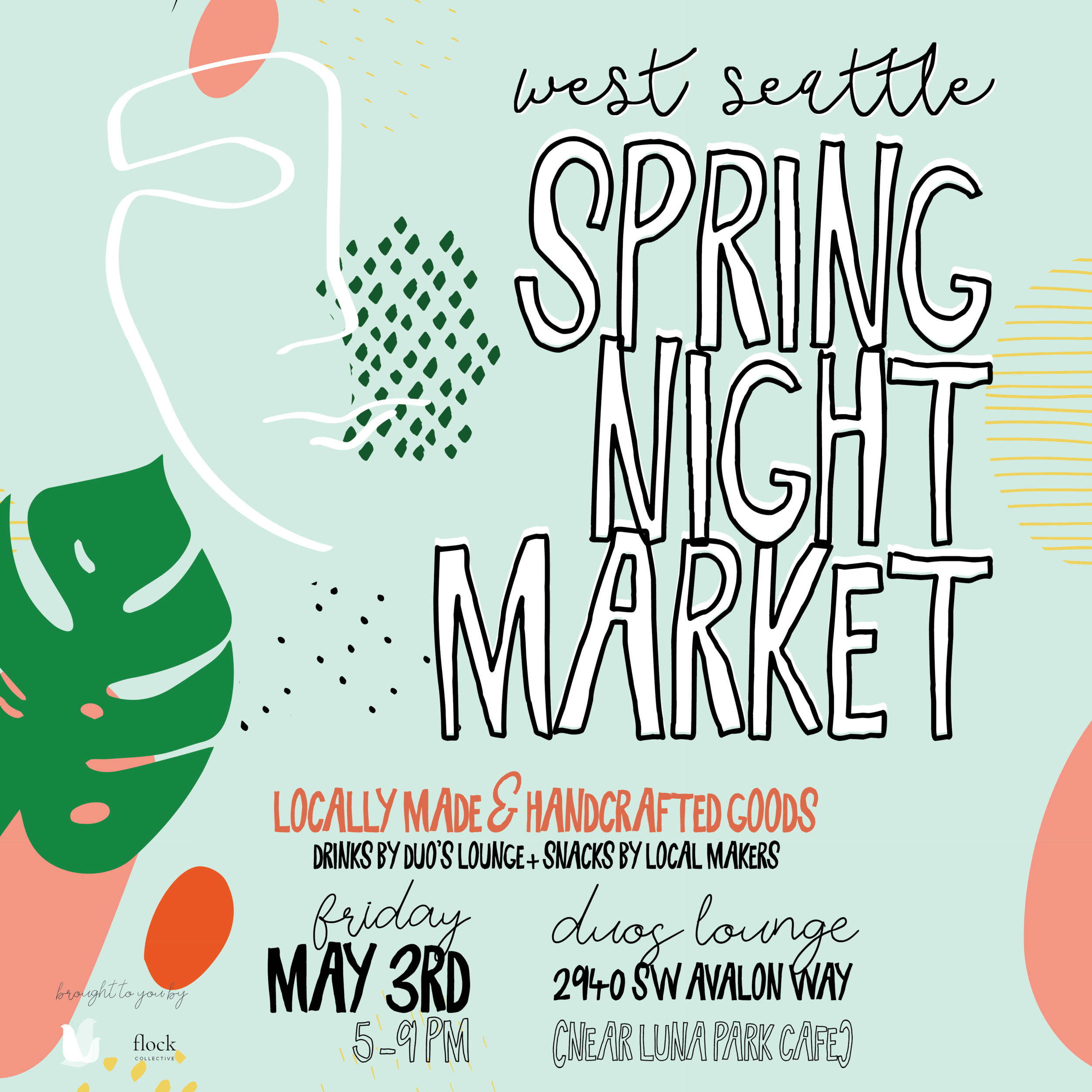 West Seattle Spring Night Market