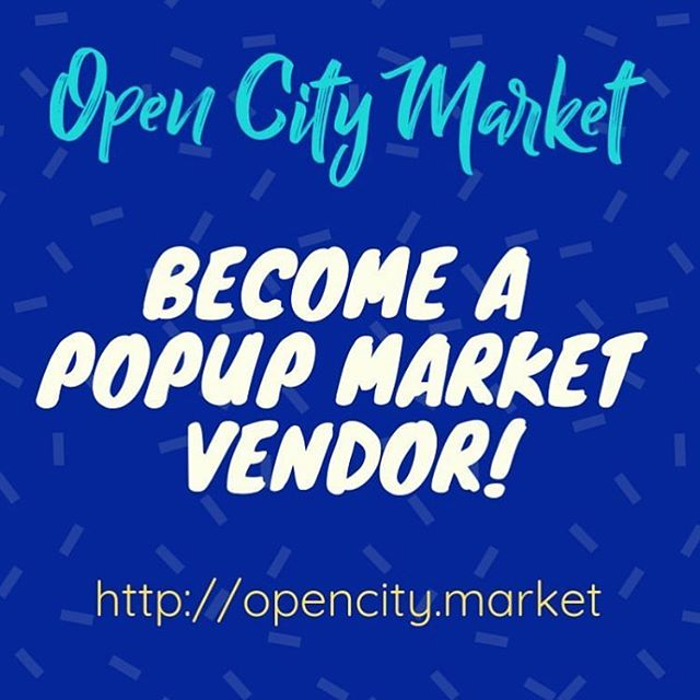 @opencitymarket is accepting vendor applications! Their next market is coming up on Saturday April 27th at @populuxebrewing 🍻 You'll find the application on their website at OpenCity.Market 👈✨ . . . #seattle #shoplocal #shopsmallseattle #supportlocal #popupshop #popupmarket #shopping #handsandhustle #handmade #handcrafted #handmadejewelry #myeclecticmix #seattleliving #seattleevents #localart #seattleart #frelard #handmadegoods #seattlefood #seattlelife #seattlepulse #localcrafts #craftbeer #seattlebeer #foodtruck #seattlefoodtruck #foodtrucks #callforvendors #seattlemakers #seattleartist