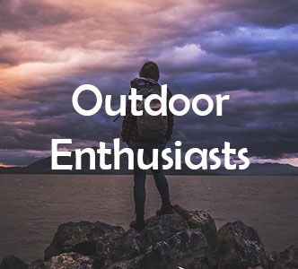 Individuals who love the outdoors and desire to learn new things.