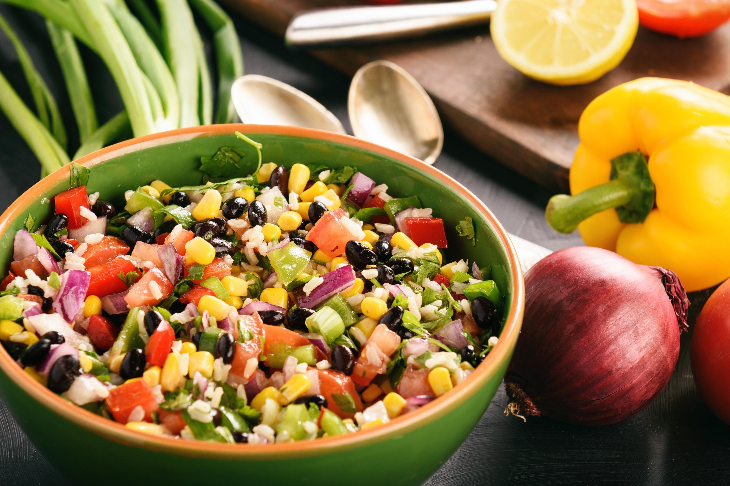 Fan Favorite - Black Bean Salad