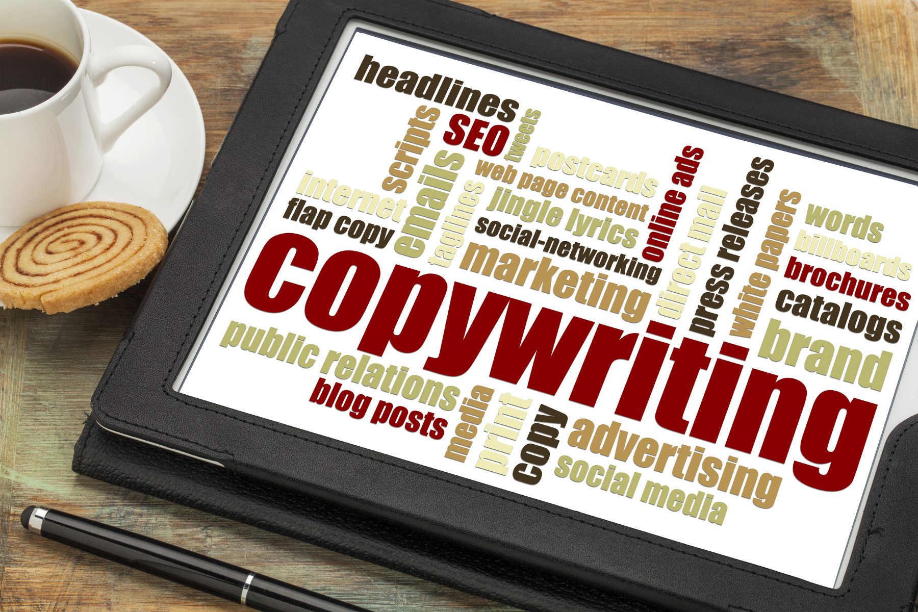Copywriting and other