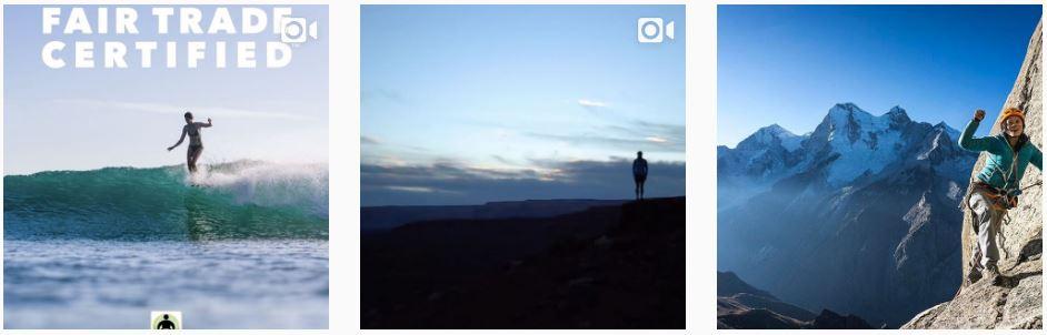 Patagonia Instagram