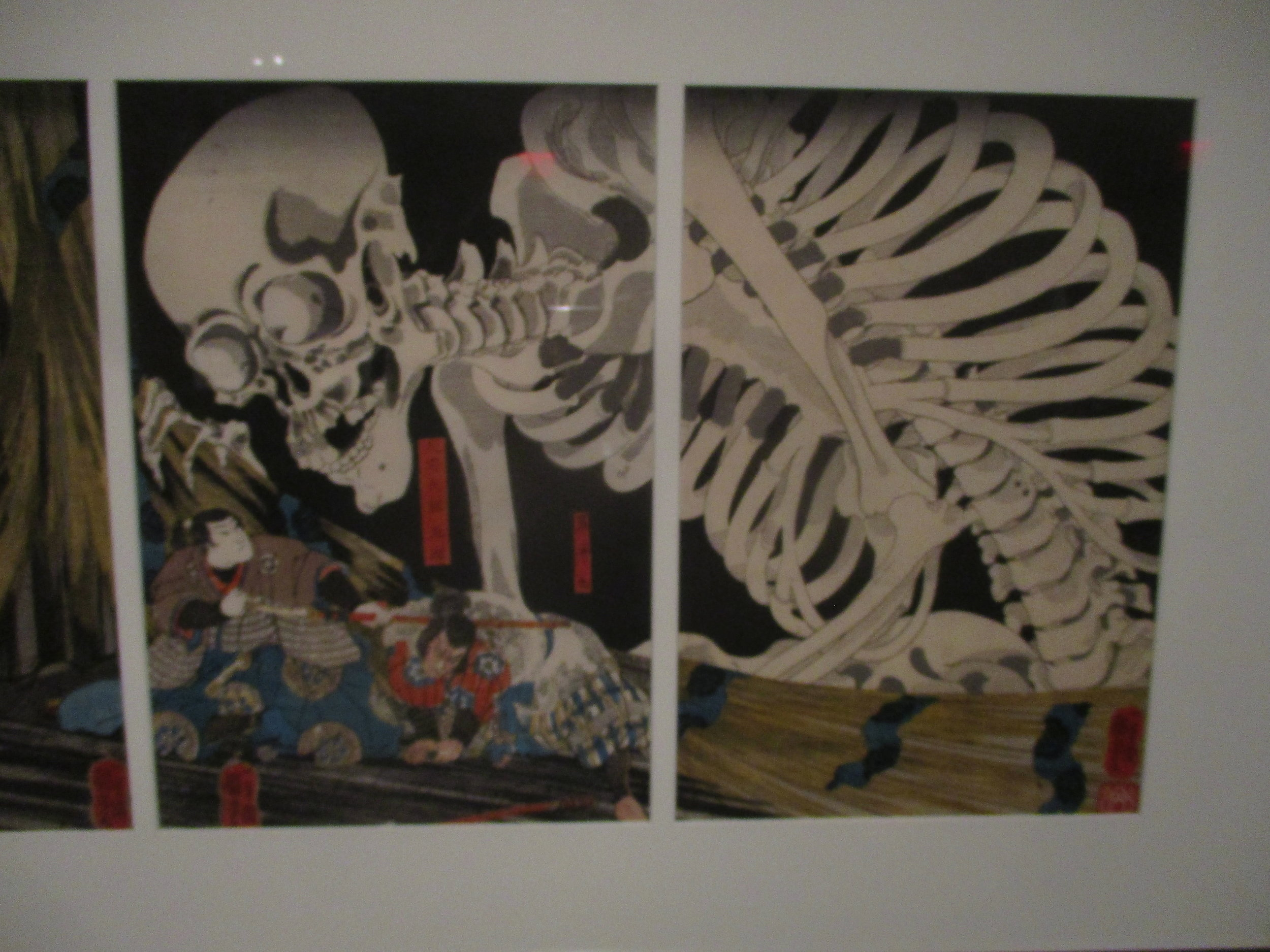 From a Japanese exhibition at the MFA a year ago.